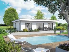 fertighaus design fertighaus bungalow new design v vario haus fertigteilhäuser
