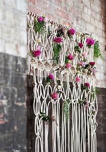 Rideau Rose Gold : decoration mariage murale id es et d 39 inspiration sur le mariage ~ Teatrodelosmanantiales.com Idées de Décoration