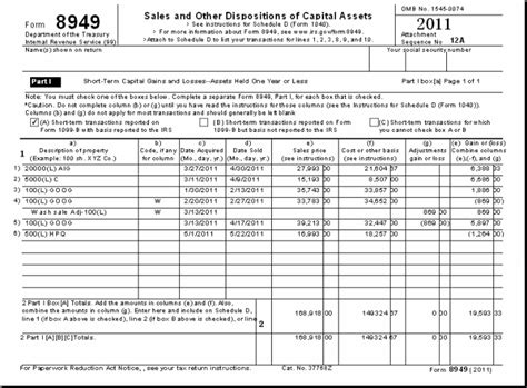 trademax capital gains and wash sale calculate tax