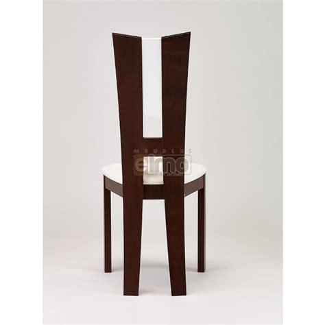 chaises de salle a manger moderne chaise salle à manger moderne hêtre massif de flora