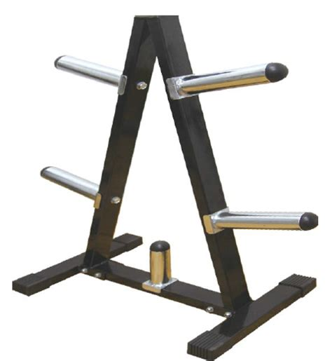 plate weight rack titan fitness olympic  weight plate rack tree  barbell holder