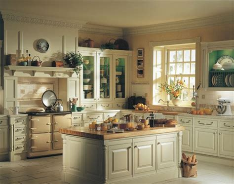 Inspiring Georgian Style Kitchen Photo by 25 Inspiring And Delightful Traditional Kitchen Designs