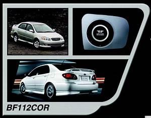 Bassforms Toyota Custom Fiberglass Box  Lightav Com 877