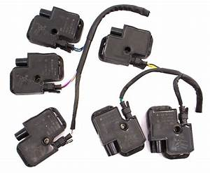Ignition Coil  U0026 Pigtail Set Mercedes Ml320 E320 Clk320