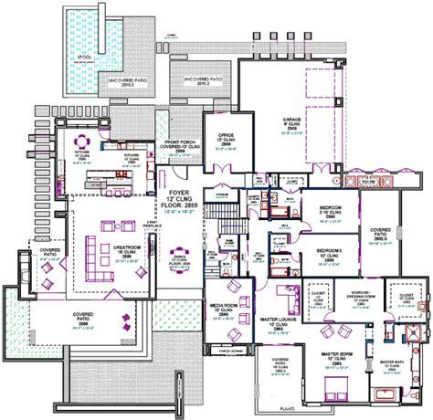 unique custom house plans custom home design plan luxury