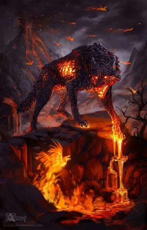 azanydeviantartcom dark fantasy art fantasy creatures