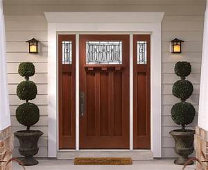 Barrington® Fiberglass Entry Doors All Weather Windows