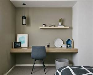 Floating, Desk, Ideas, And, Installation, Tips