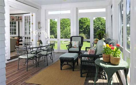 beautiful screened porches tour a georgian colonial a new quot quot house in greenwich