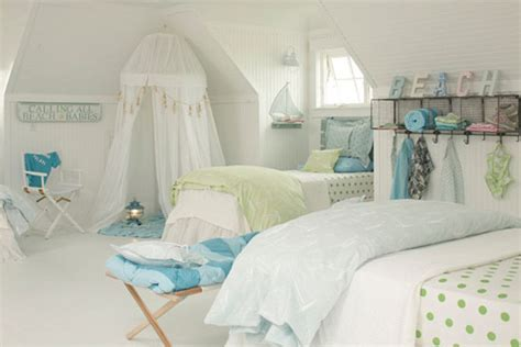 mommo design shared rooms  girls