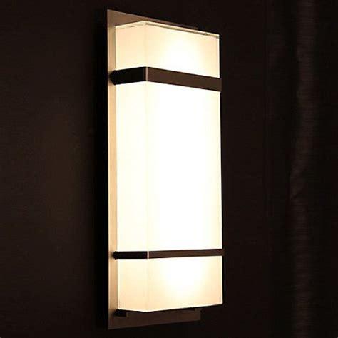 phantom indoor outdoor led wall sconce indoor outdoor