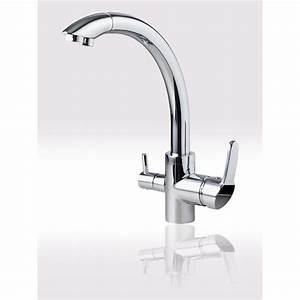 Robinet 3 Voies : robinet mitigeurs 3 voies grande eaufiltre ~ Voncanada.com Idées de Décoration