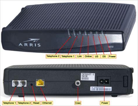 arris modem us light orange x1 box record light flashing caroldoey