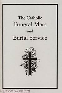 catholic funeral mass program template individuality in the requiem mass the good funeral guide