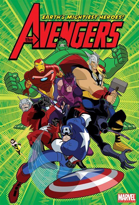 geeky guide    tv  avengers