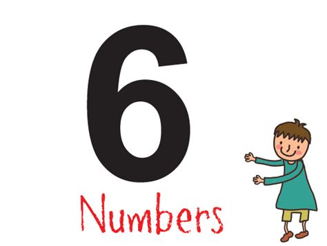 Counting And Learning Number 6 In Chinese Is Good For You