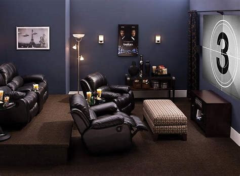 paint color ideas navy blue basement