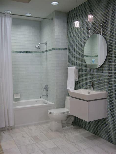 floating sink contemporary bathroom