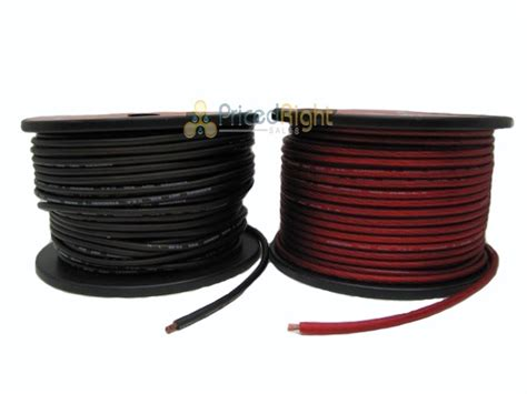100 8 power ground wire cable 50