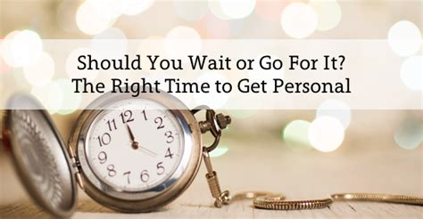 Should You Wait Or Go For It? The Right Time To Get
