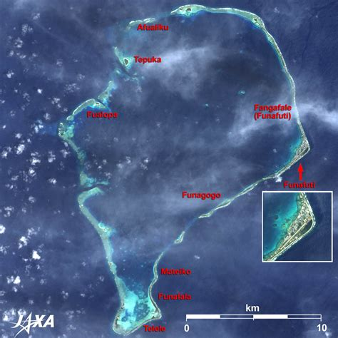 """World's 4th smallest nation """"Tuvalu"""" is disappearing"""