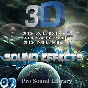 Pro Sound Library Sound Effect 13 3D Audio TM (Remastered ...