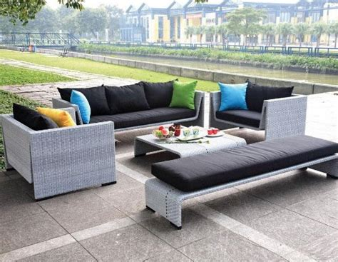 Patio Sofa Sale by Patio Sets Clearance Tosh Furniture Outdoor Gray Sofa Set
