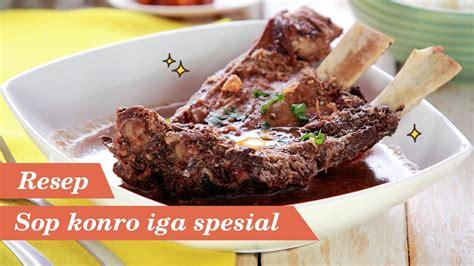 Varian resep ikan kali ini adalah ikan gurame dimana ikan guame ini. Resep Untuk Membuat Sup Konro - Resep Sup Konro Bakar Iga Sapi Khas Makassar Indonesian Spicy ...