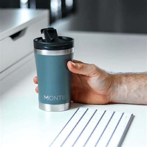 A bit still remains, they haven't been able to go less than 3% caffeine after processing the beans. Montiico Regular Coffee Cup Grey 350ml   BrightBrands.ph