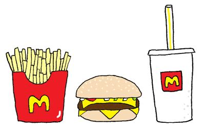 mcdonalds set  launch  menu  trademark