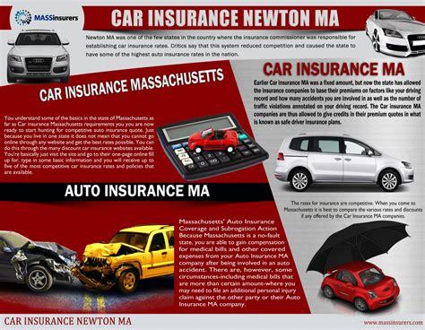 Automobile Insurance: Automobile Insurance In Massachusetts
