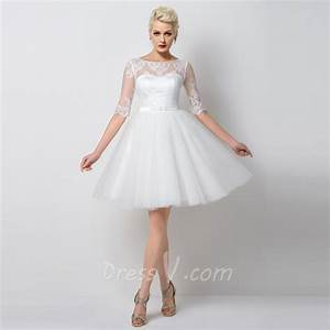dressv white short cocktail dresses 2017 sheer lace half With white cocktail dress for wedding