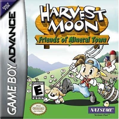 code breaker harvest moon gba dream world