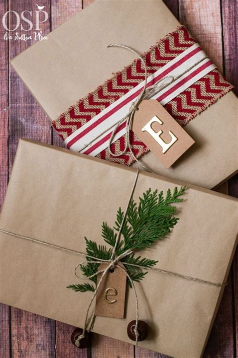 50 Awesome Christmas Gift Wrapping Ideas You Can Make