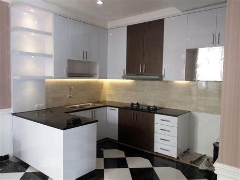Kitchen Set by Model Kitchen Set Minimalis Modern Harga Murah Terbaru