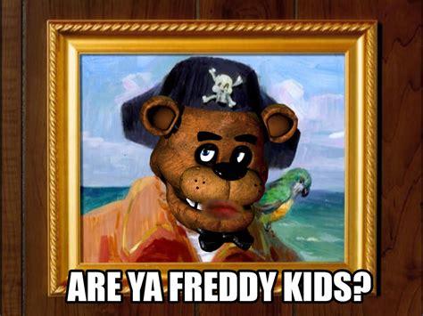freddy fazbear your meme