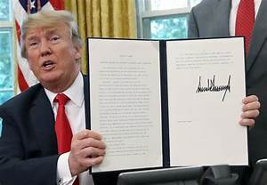 Trump's 'Zero Tolerance' Immigration Policy Doomed To Fail ...