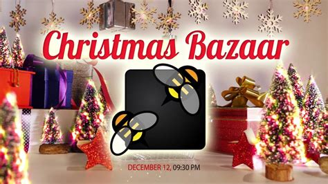 Christmas Logo After Effects Template by Christmas Shopping Logo After Effects Template Project