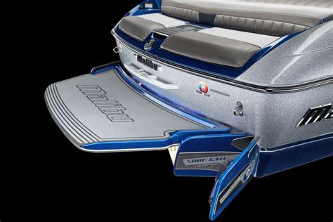 Malibu Boats Ceo by Chaparral To License Malibu Boats Surf Gate Technology