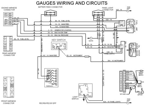 Need Wiring Diagram For Fuel Gauge