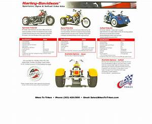 Champion Trike Conversions For Harley
