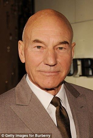 patrick stewart how old patrick stewart on the complications of having a young