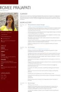 And Development Assistant Resume by Assistant Manager Resume Sles Visualcv Resume Sles Database