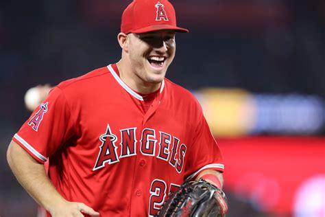 Angels to Sign Mike Trout to 12-Years, $430 Million ...