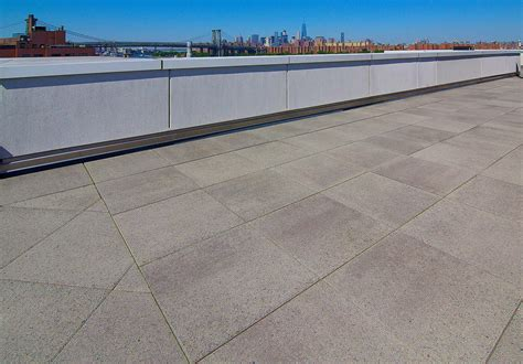 roof paver skypaver roof paver system