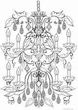 Chandelier Favoreads Omeletozeu sketch template