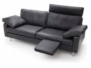 sofa ratenkauf cor sofa 2 sitzer conseta bodenfrei 1 60 cm ledersofa verschiedene farben