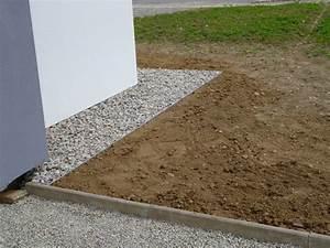 piscine du blanc gravier 6 comment faire un trottoir en With piscine du blanc gravier