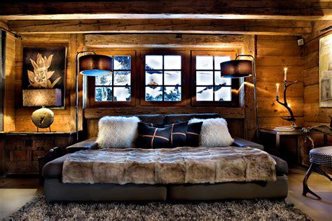 chambre hotel avec privatif les chalets des fermes de location de luxe à megeve