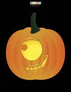 Disney-Pixar Pumpkin Carving Stencils | Costume ...